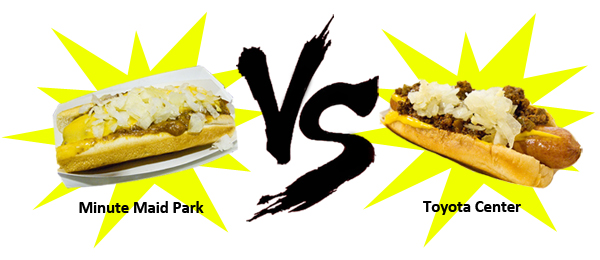 Chili Cheese Dog Versus!